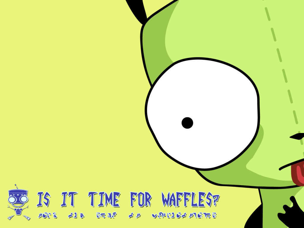 gir wallpaper invader zim wallpaper 18566130 fanpop