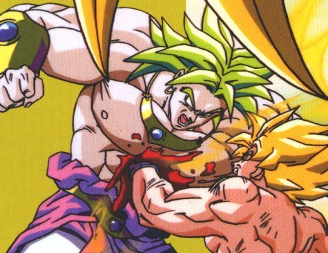 Dragon Ball Z Images Goku And Broly Wallpaper Background Photos