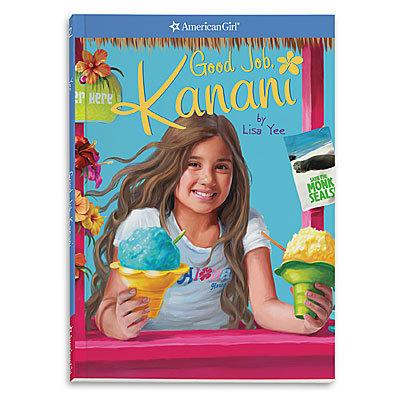 American Girl Dolls wallpaper with anime entitled Good Job, Kanani