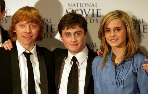 Old HP các bức ảnh - Rupert, Dan & Emma :))