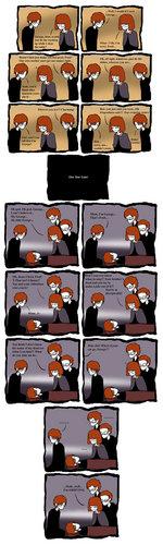 Harry Potter cartoni animati