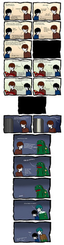 Harry Potter Cartoons