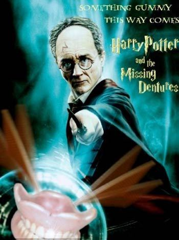 Harry Potter and the Missing Dentures