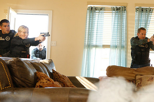 Hauser in Chase: The Longest Night (1x08)