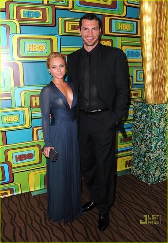 Hayden @ 2011 HBO Golden Globe AfterParty