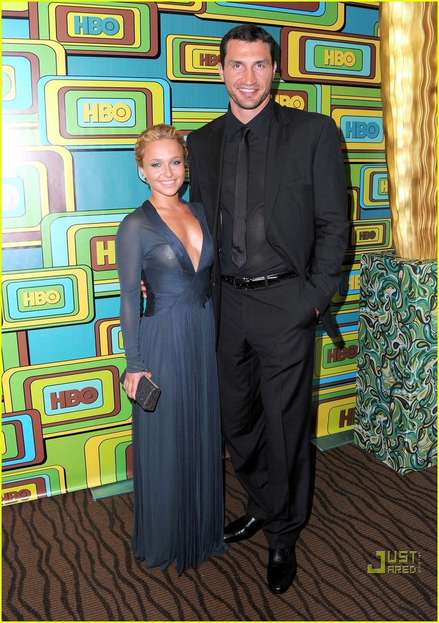 Hayden @ 2011 HBO Golden Globe AfterParty