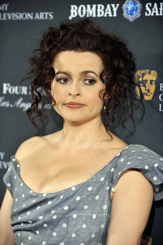 Helena Bonham Carter @ the BAFTA LA Awards Season चाय Party 2011