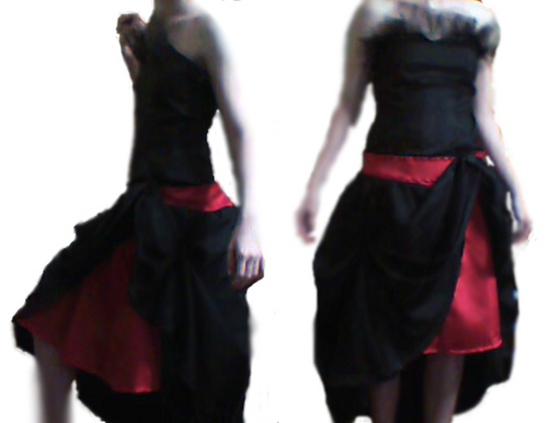 Helena's Dress