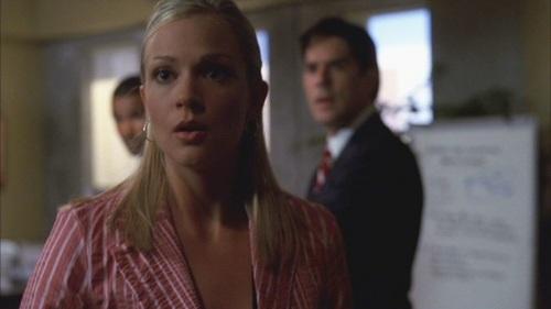 Hotch & JJ // 1x03