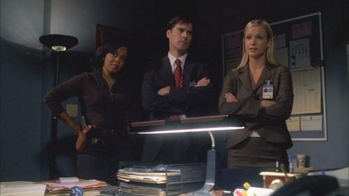 Hotch & JJ // 1x06