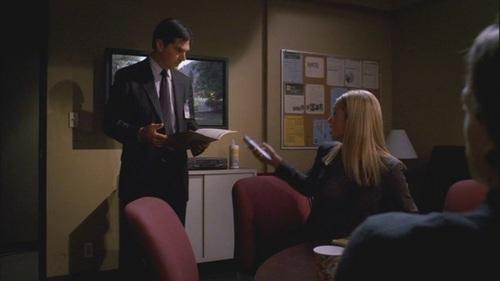 Hotch & JJ // 1x11