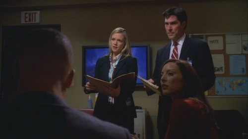 Hotch & JJ // 1x12