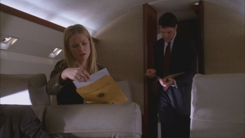 Hotch & JJ // 1x13