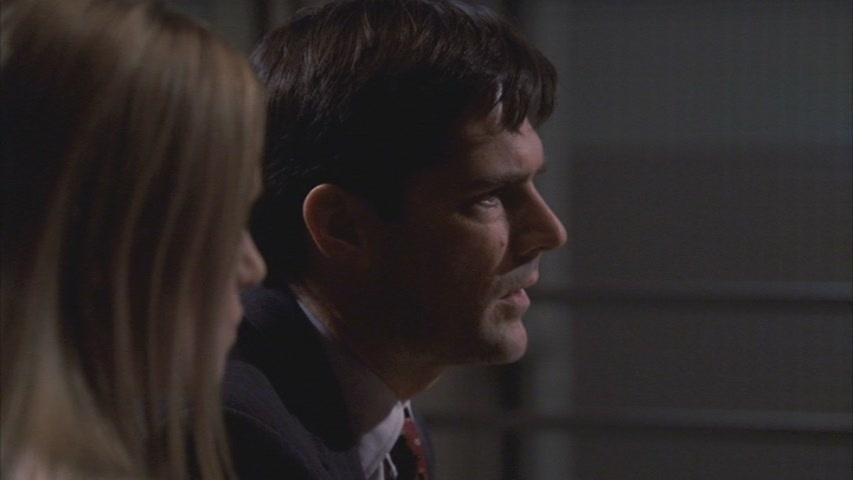 Hotch & JJ // 1x14