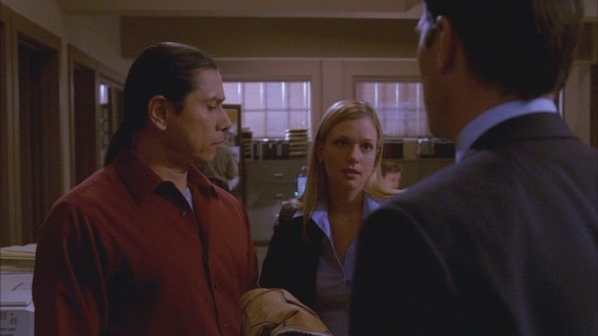 Hotch & JJ // 1x16