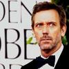 Hugh Laurie photo containing a business suit titled Hugh