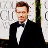 Hugh Laurie photo with a business suit and a suit entitled Hugh