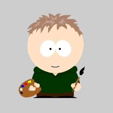 Hunger Games South Park Characters 2