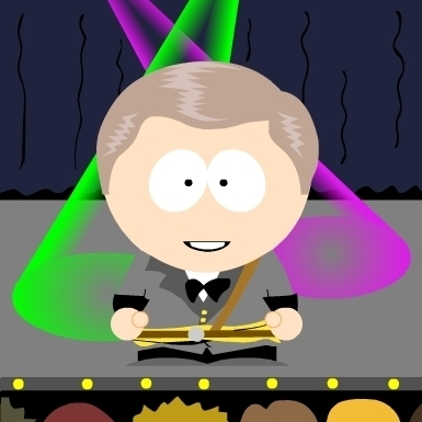 Hunger Games South Park Characters 3