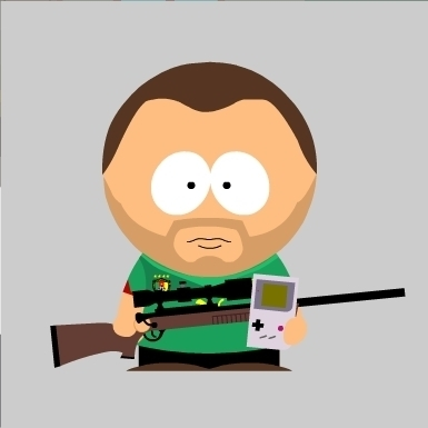 Hunger Games South Park Characters