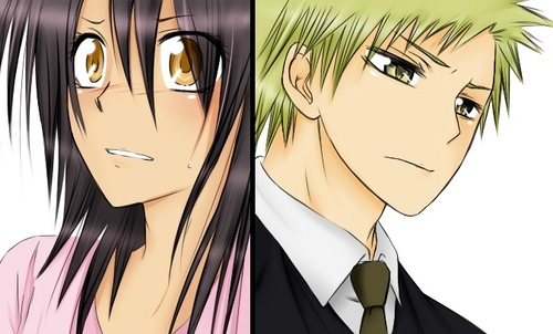 Kaichou wa Maid-sama wallpaper called Igarashi Tora's Confession