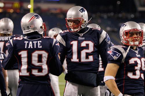 Indianapolis Colts v New England Patriots-December 5, 2010