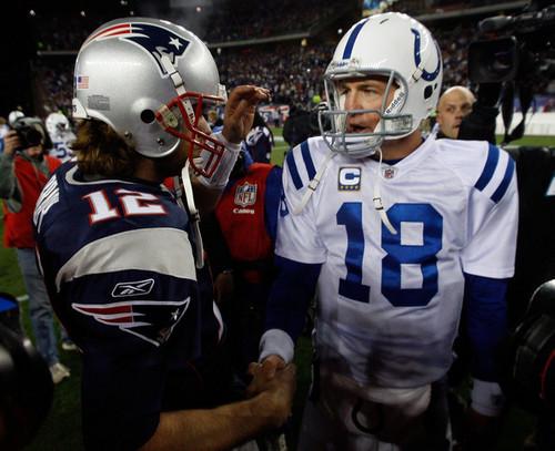 Indianapolis Colts v New England Patriots-November 20, 2010