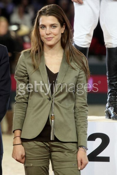 charlotte casiraghi 2010. Masters Competition 2010