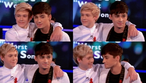 Irish Cutie Niall & Sizzling Hot Zayn (Bromance) 100% Real :) x