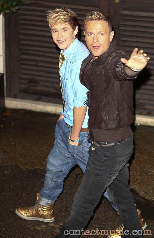 Irish Cutie Niall Wiv Another Irish Cutie Nicky From WestLife 100% Real :) x