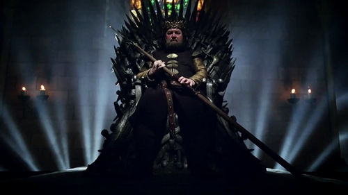 Iron Throne Teaser - game-of-thrones Screencap