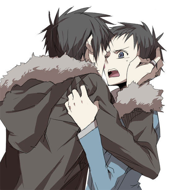Izaya and Ryugamine