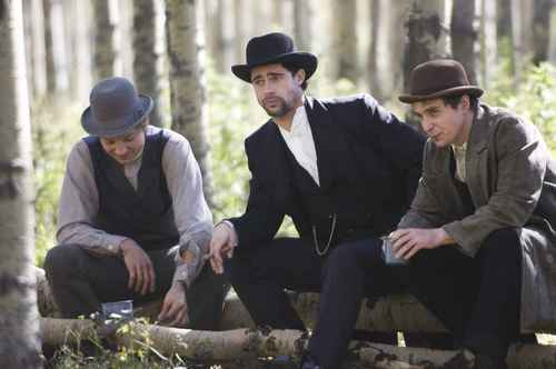 JR in The Assassination of Jesse James 由 the Coward Robert Ford