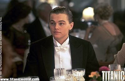 Jack Dawson of Titanic