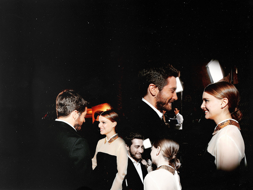 Jake & Natalie Portman