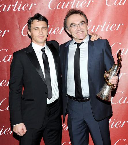 James Franco - 22nd Annual Palm Springs International Film Festival Awards Gala - Backstage