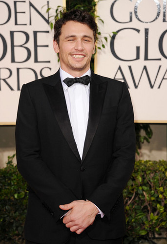 James Franco - 68th Annual Golden Globe Awards - Arrivals