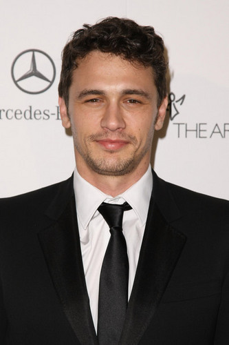 "James Franco - Art Of Elysium ""Heaven"" Gala 2011 - Arrivals"