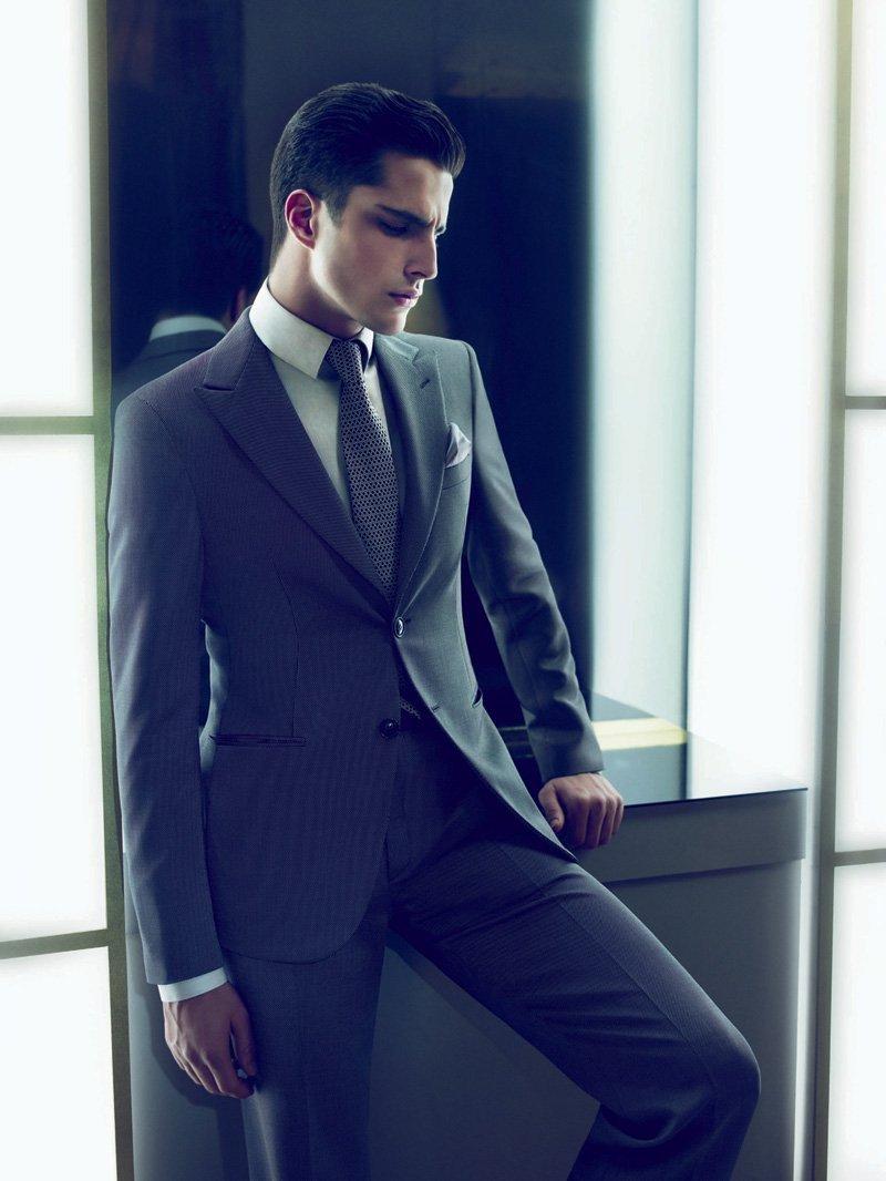 giorgio armani models - photo #30