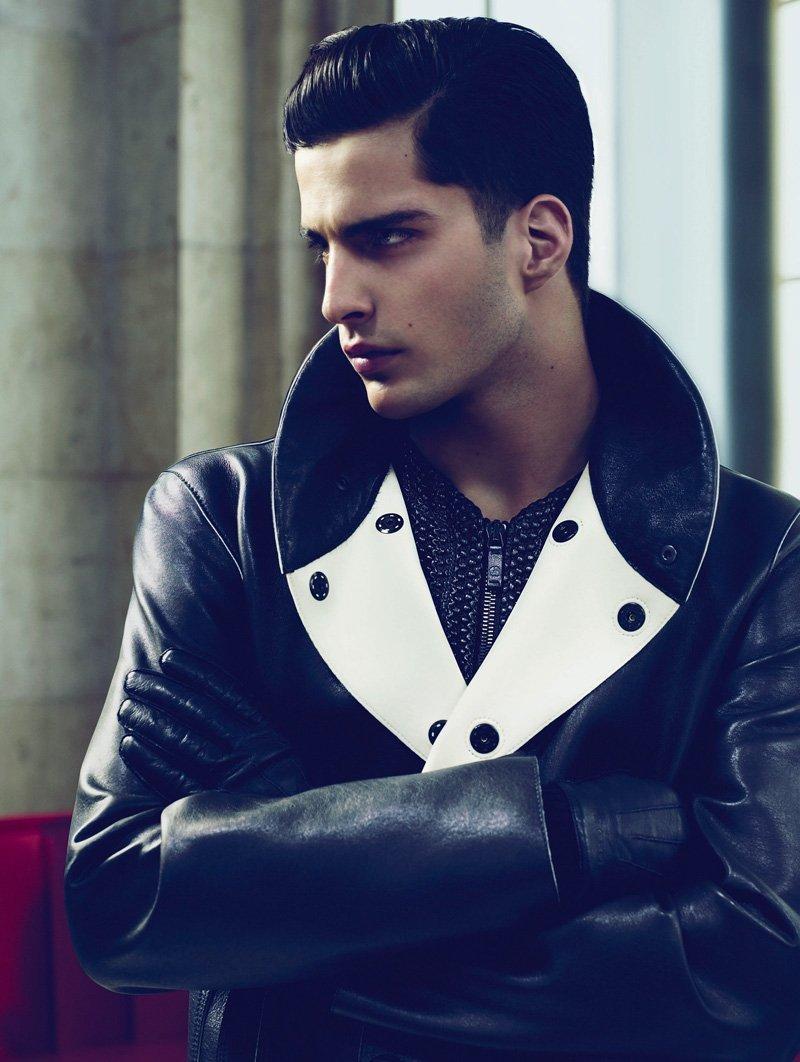 giorgio armani models - photo #16