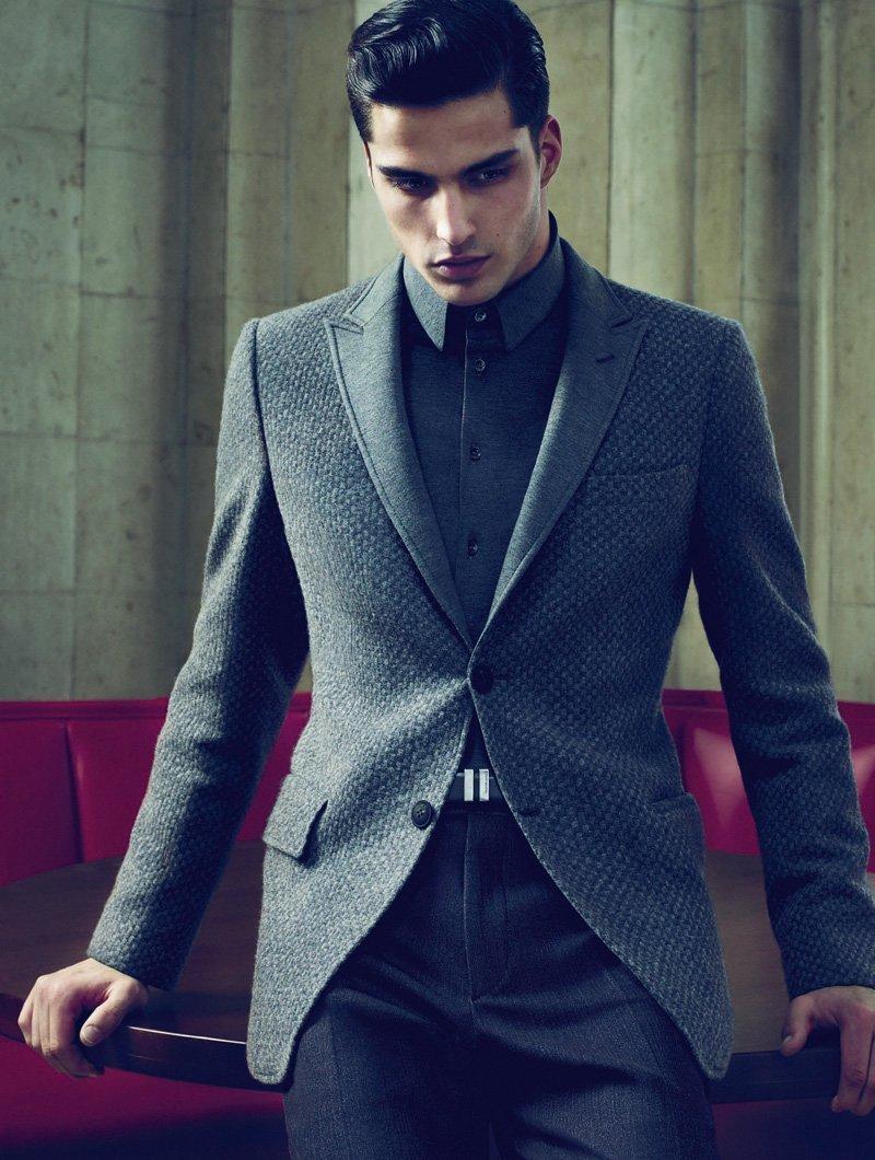 giorgio armani models - photo #11