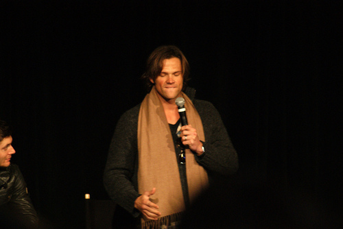 Jared at San Francisco Con - 2011