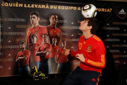 Javi Martinez - WM 2010