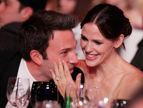 Jen & Ben @ The 16th Annual Critics' Choice Movie Awards