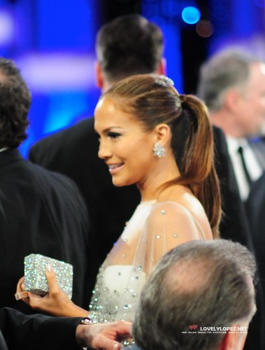 Jennifer @ 68th Annual Golden Globe Awards - Redcarpet and onyesha