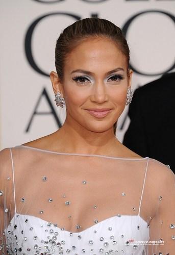Jennifer @ 68th Annual Golden Globe Awards - Redcarpet and montrer