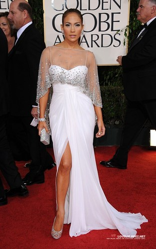 Jennifer @ 68th Annual Golden Globe Awards - Redcarpet and show