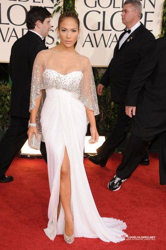 Jennifer @ 68th Annual Golden Globe Awards - Redcarpet and Zeigen