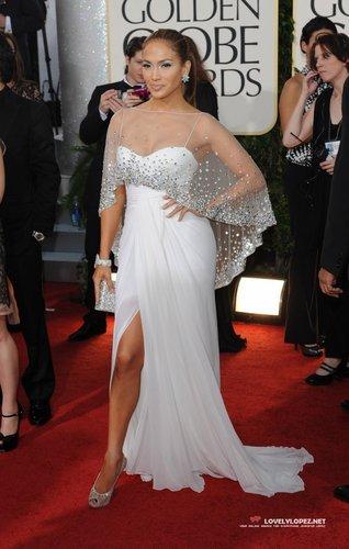 Jennifer @ 68th Annual Golden Globe Awards - Redcarpet and show