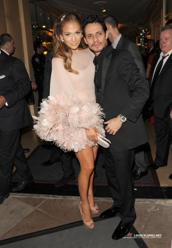 Jennifer @ volpe Searchlight & Weinstein/Relativity Media Golden Globe After Party